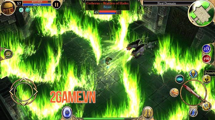 Titan Quest: Legendary Edition - Phiên bản mobile của game nhập vai hành động cổ điển 3