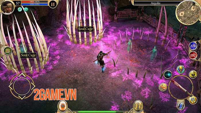 Titan Quest: Legendary Edition - Phiên bản mobile của game nhập vai hành động cổ điển 4