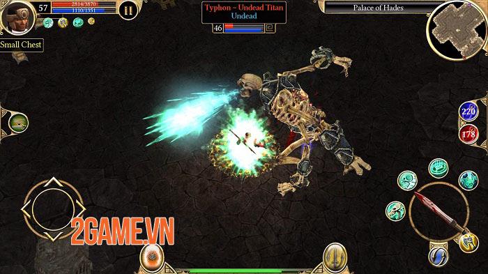 Titan Quest: Legendary Edition - Phiên bản mobile của game nhập vai hành động cổ điển 5