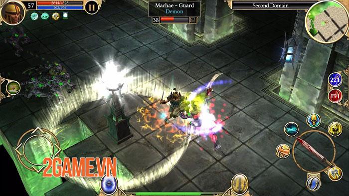 Top 5 game mobile ARPG siêu hấp dẫn nên trải nghiệm trong lúc đợi Diablo Immortal 1