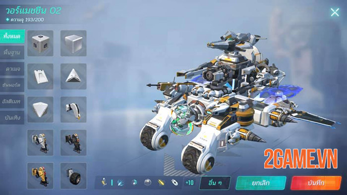 Astracraft Mobile - Thỏa sức sáng tạo trong cuộc chiến công nghệ 0