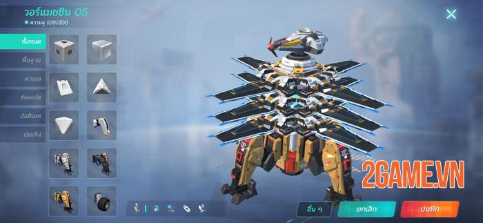 Astracraft Mobile - Thỏa sức sáng tạo trong cuộc chiến công nghệ 3