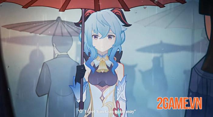Ganyu ra mắt game thủ Genshin Impact và những câu chuyện thú vị 0