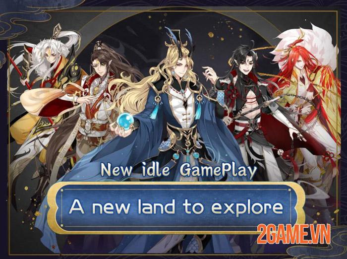 Orient Heroes - Giải trí nhẹ nhàng trong thế giới thần thoại 0