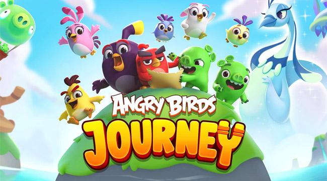Angry Birds Journey – Cuộc phiêu lưu kỳ thú của Red và đồng bạn