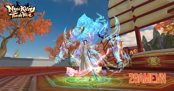 Ngạo Kiếm Thanh Vân Mobile - Hồn tiên hiệp da kiếm hiệp 4
