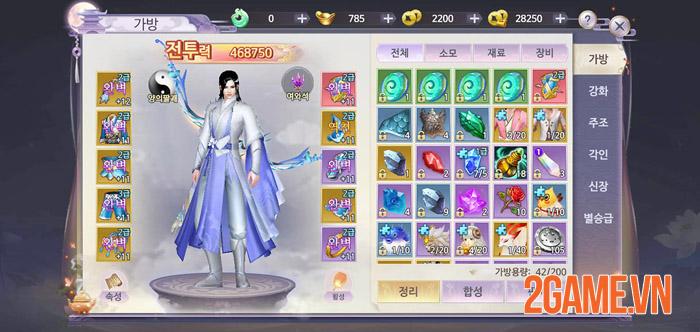 Ngạo Kiếm Thanh Vân Mobile - Hồn tiên hiệp da kiếm hiệp 2