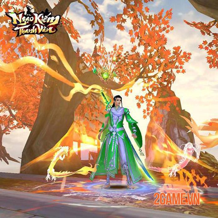 Ngạo Kiếm Thanh Vân Mobile - Hồn tiên hiệp da kiếm hiệp 1
