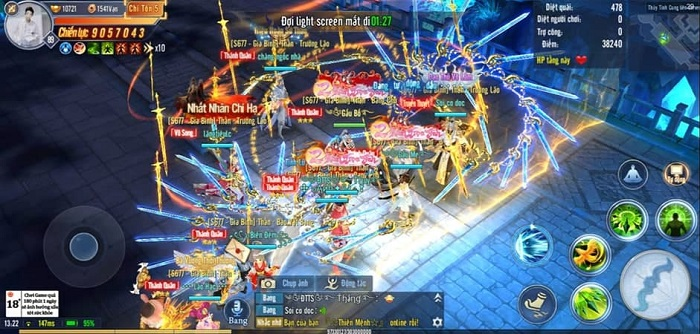 """Tình Kiếm 3D đưa """"Tranh Vàng Vinh Danh"""" miễn phí đến với game thủ Việt 4"""