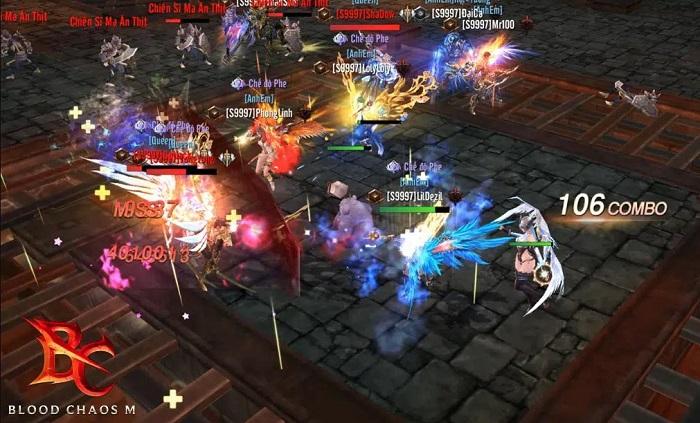 Blood Chaos M chốt ngày ra mắt, đua TOP nhận iPhone 12 Promax 2