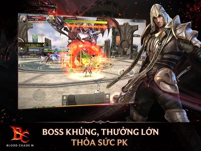 Blood Chaos M chốt ngày ra mắt, đua TOP nhận iPhone 12 Promax 5