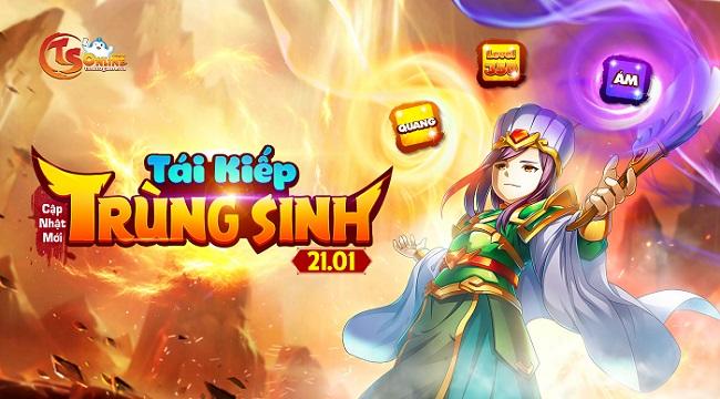 2 tính năng siêu hot dành cho game thủ TS Online Mobile ở phiên bản mới