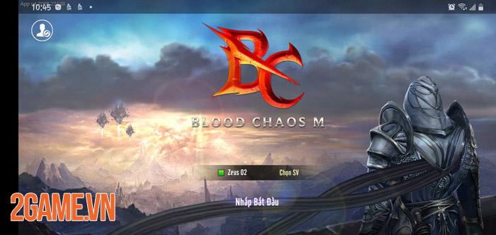 Trải nghiệm Blood Chaos M - Đầy tiềm năng nhưng vẫn cần thêm gia vị 0
