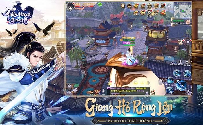 Thiên Ngoại Giang Hồ quy tụ những anh hùng Võ Lâm từ trong game cho đến đời thực 0