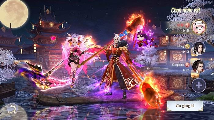 Thiên Ngoại Giang Hồ quy tụ những anh hùng Võ Lâm từ trong game cho đến đời thực 3