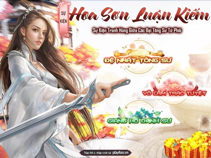 Thiên Ngoại Giang Hồ quy tụ những anh hùng Võ Lâm từ trong game cho đến đời thực 4