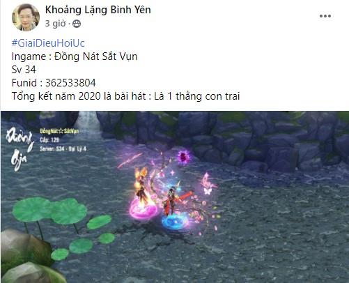 Thiên Ngoại Giang Hồ quy tụ những anh hùng Võ Lâm từ trong game cho đến đời thực 5
