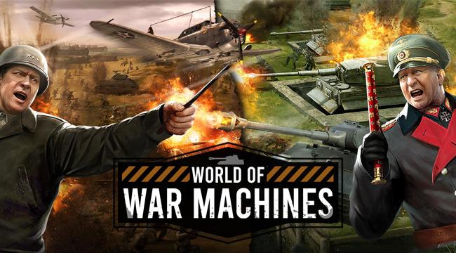 World of War Machines – Góc nhìn chiến thuật về đệ nhị thế chiến