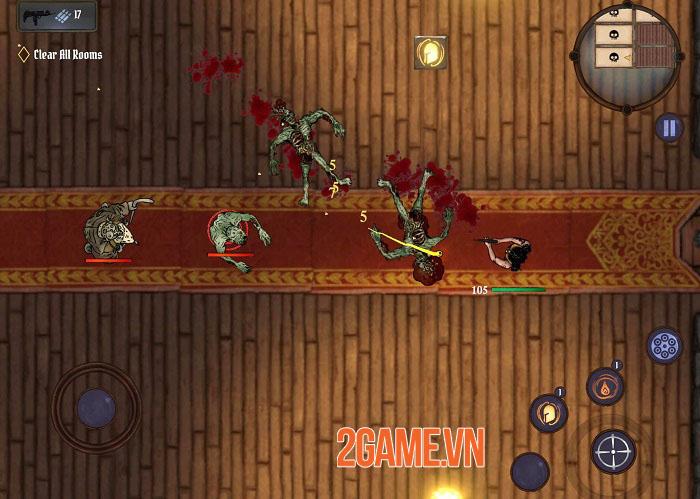 Demon Realms - Game bắn súng hành động với các yếu tố RPG 1