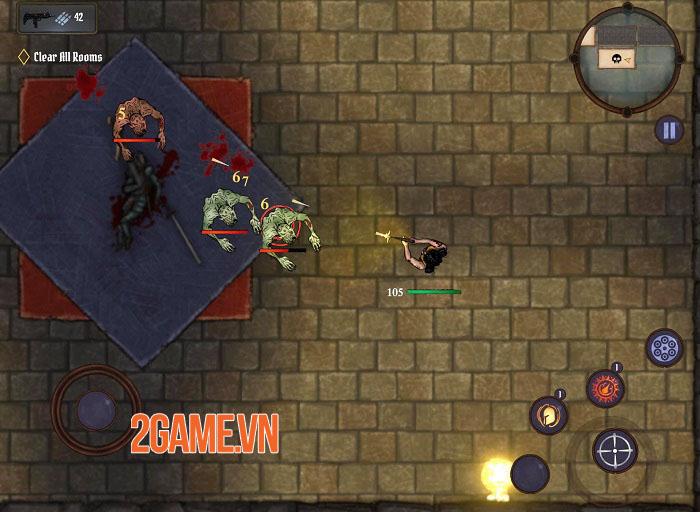 Demon Realms - Game bắn súng hành động với các yếu tố RPG 0