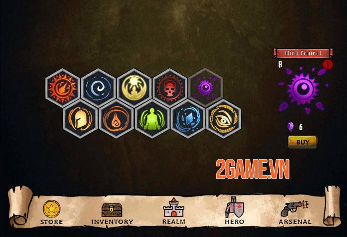 Demon Realms - Game bắn súng hành động với các yếu tố RPG 3