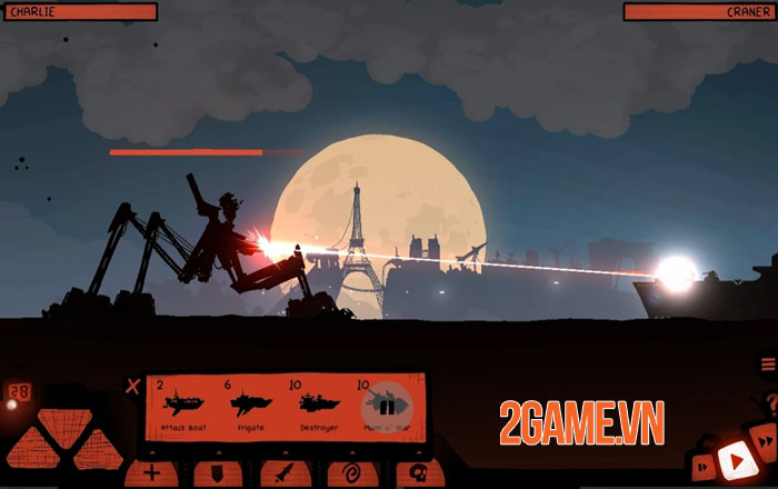 Battlecruisers - Game chiến thuật thời gian thực 2D khai mở bản beta 1