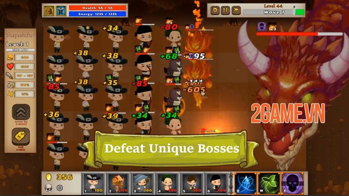 Mystic Hammer - Sự kết hợp giữa game nhập vai hành động và phòng thủ tháp 0