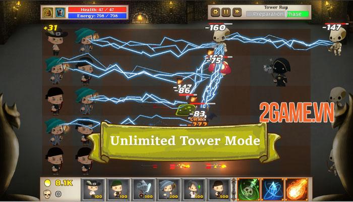 Mystic Hammer - Sự kết hợp giữa game nhập vai hành động và phòng thủ tháp 2