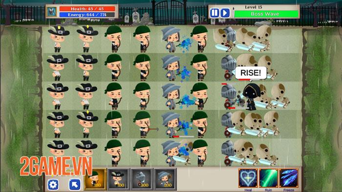 Mystic Hammer - Sự kết hợp giữa game nhập vai hành động và phòng thủ tháp 4