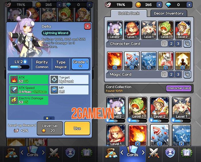 Allstar Random Defense - Game phòng thủ tháp kiểm tra giới hạn chiến thuật 0