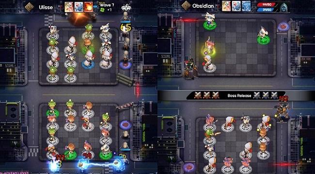 Allstar Random Defense – Game phòng thủ tháp kiểm tra giới hạn chiến thuật