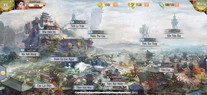 Mỹ Nữ Truyện Mobile - Game nhập vai 18+ công bố Open Beta sớm 3