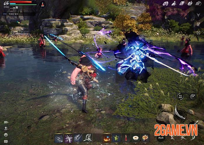 Blade & Soul 2 đã sẵn sàng ra mắt cộng đồng game thủ mobile 3