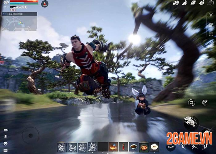 Blade & Soul 2 đã sẵn sàng ra mắt cộng đồng game thủ mobile 0