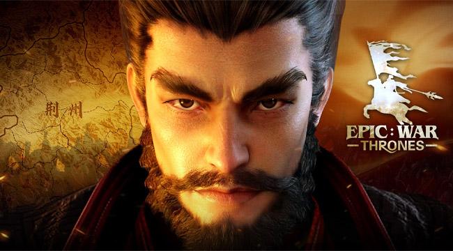 Siêu phẩm Epic War: Thrones chuẩn bị ra mắt phiên bản Việt hóa