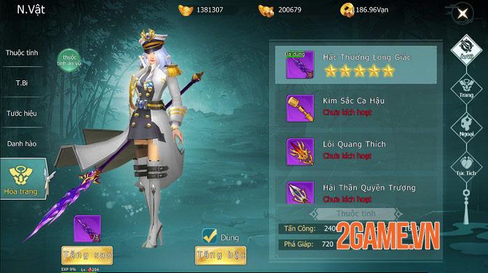 Cửu Kiếm Chi Vương Mobile