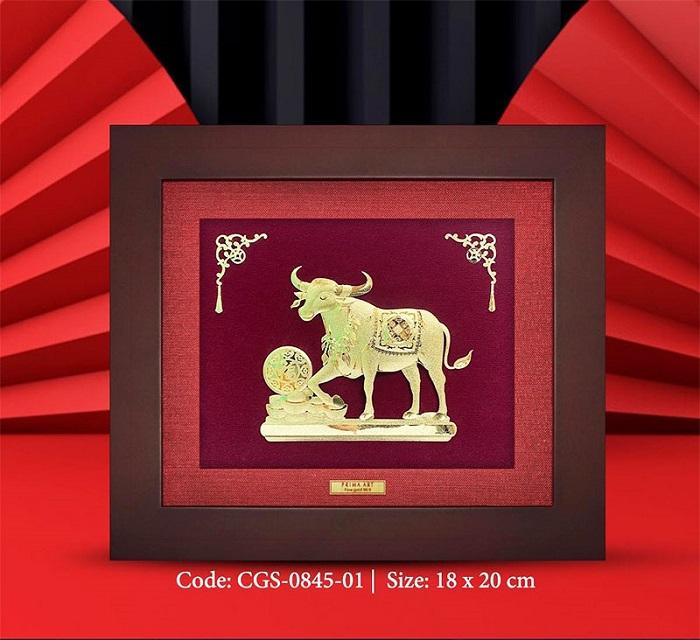 Tình Kiếm 3D trao tranh vàng Phúc Khí cho Top lực chiến cụm Tri Kỷ 1