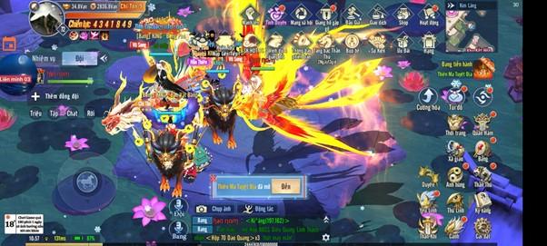 Tình Kiếm 3D trao tranh vàng Phúc Khí cho Top lực chiến cụm Tri Kỷ 3