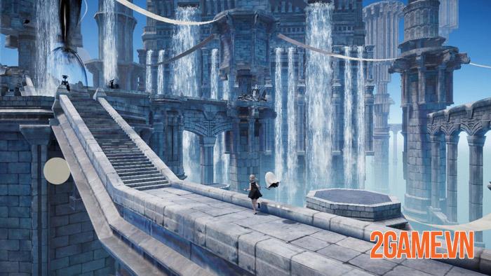 Nier Reincarnation Mobile chính thức ra mắt game thủ Nhật Bản 1