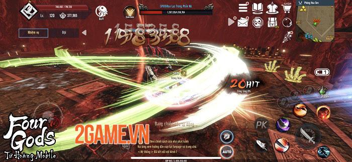 Top 8 game mobile hot sẽ ra mắt game thủ Việt trong tháng 3/2021 2