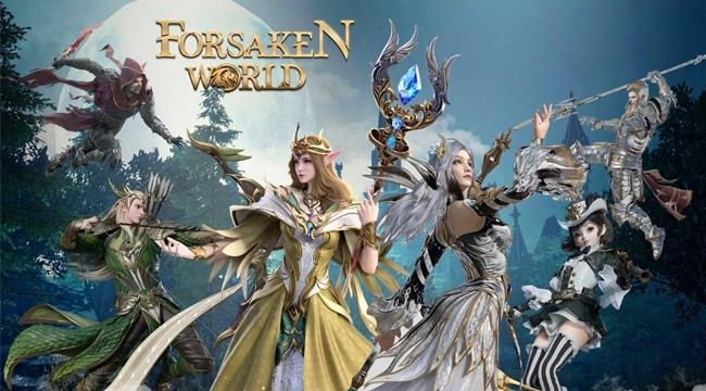 Forsaken World Mobile – Tuyệt phẩm nhập vai chuẩn bị ra mắt game thủ