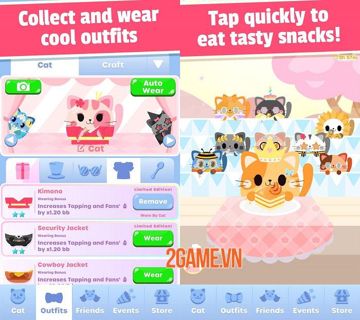 Top 7 game mobile hay nhất về các Boss mèo đáng yêu và nghịch ngợm 1