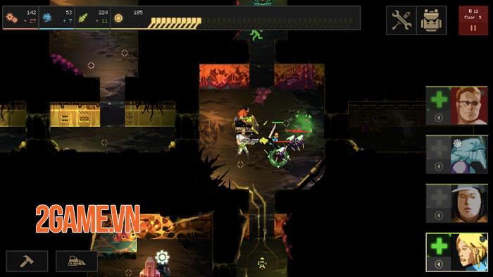 Dungeon of the Endless: Apogee - Game chiến thuật thủ tháp roguelike độc đáo 2