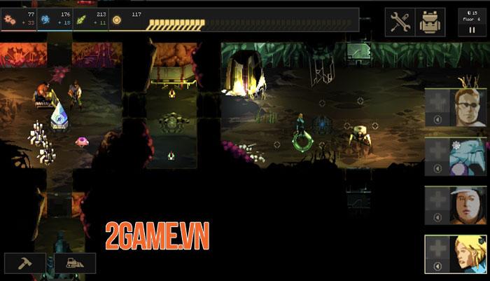 Dungeon of the Endless: Apogee - Game chiến thuật thủ tháp roguelike độc đáo 3