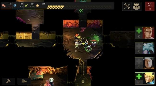 Dungeon of the Endless: Apogee – Game chiến thuật thủ tháp roguelike độc đáo