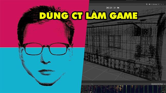 Dũng CT (Trực Tiếp Game) và Team Đụt bất ngờ làm game khiến fan đứng ngồi không yên