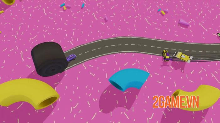 RallyAllyAlly - Game đua xe vui nhộn tung teaser nhắc nhẹ sắp ra mắt 1