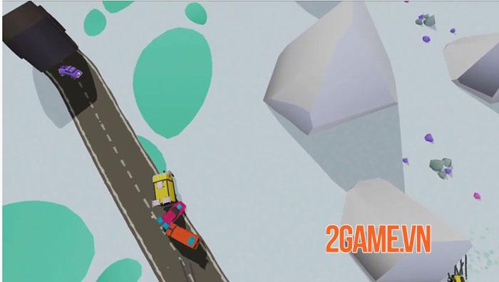 RallyAllyAlly - Game đua xe vui nhộn tung teaser nhắc nhẹ sắp ra mắt 2