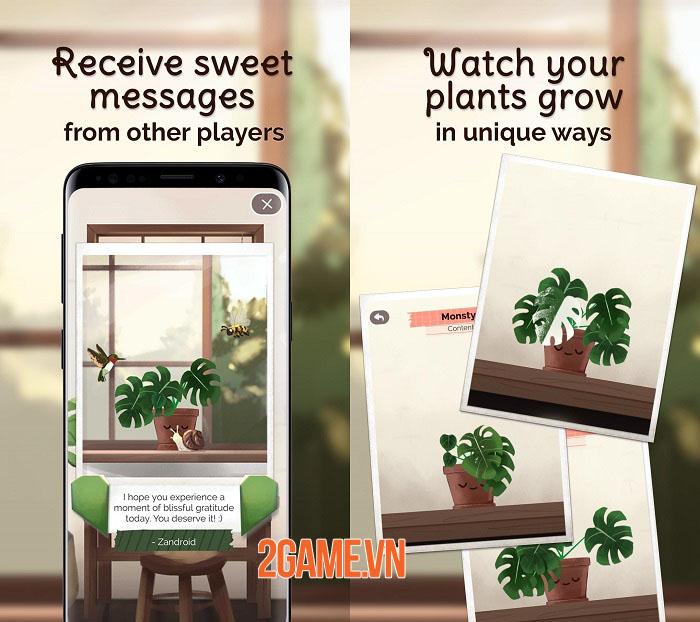 A Kinder World - Game trồng cây trong nhà thư giãn giúp thoát khỏi áp lực cuộc sống 2