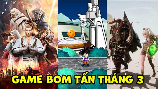 Top game mobile được game thủ Việt mong chờ nhất trong tháng 3/2021